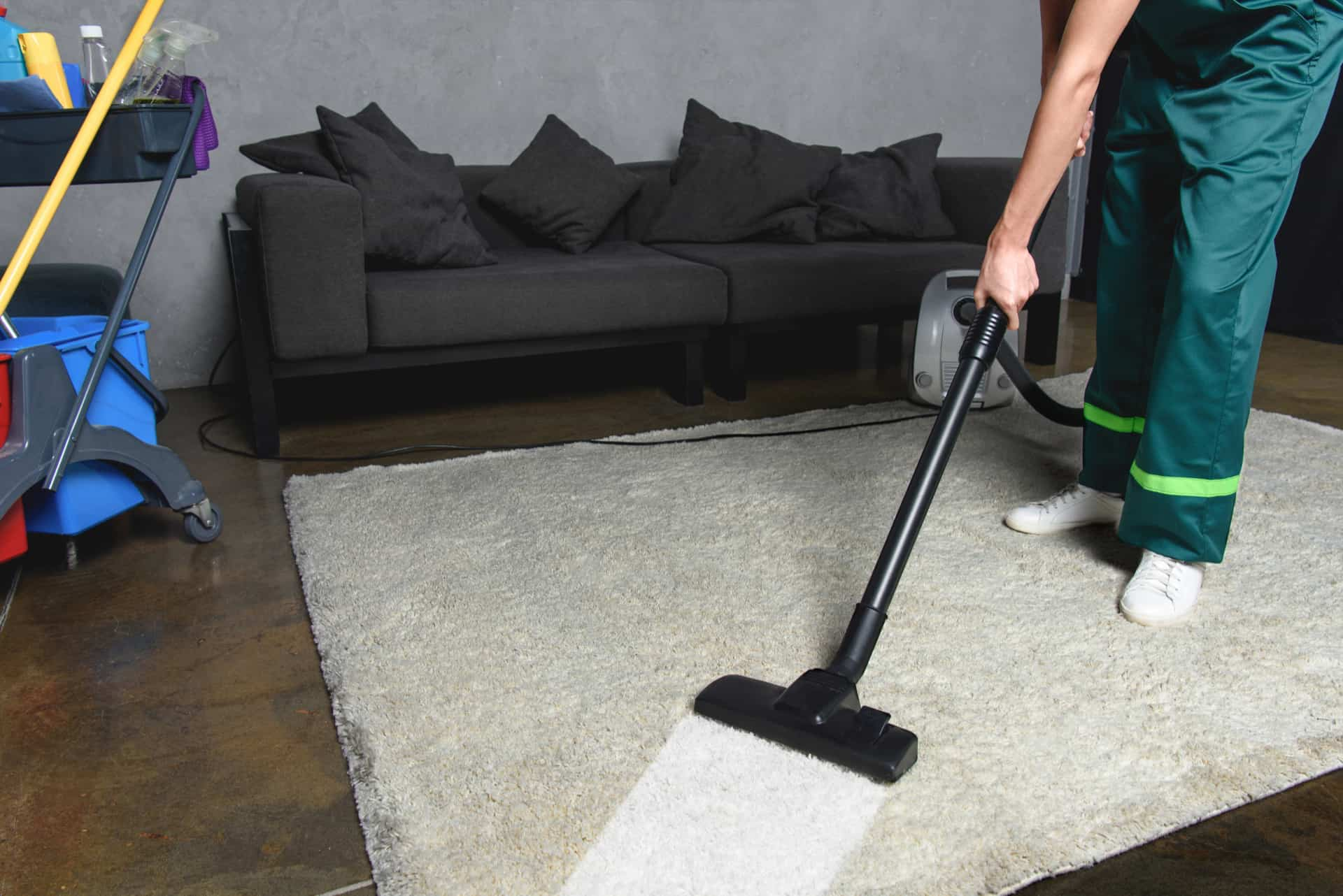 Limpeza de Tapetes Guimarães